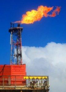 イギリス油田