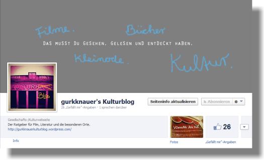 gurkknauer's Kulturblog