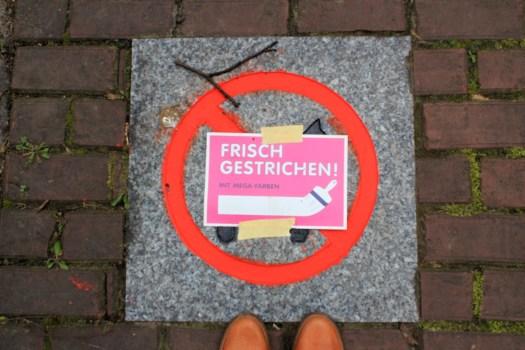Obacht! / Foto: Franziska Gurk