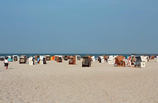 Komm, ein Strandfoto geht noch. Foto © Franziska Gurk