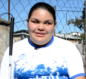Abril Meza is a Junior High Student in Tijuana and has a Perfect 10 GPA.