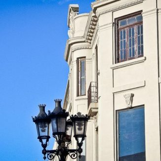 More art-deco then any other city in the world except for New York Photo: Montevideo High