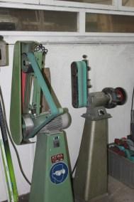 Bandschleifmaschinen