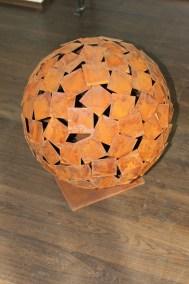 Quadratkugel aus 2mm Blech durchmesser 600mm
