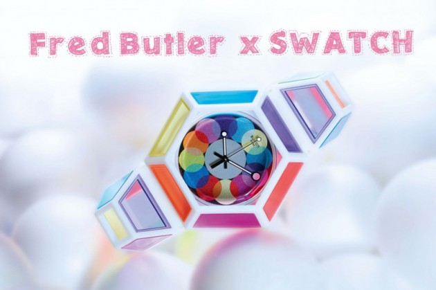 Swatch x Fred Butler