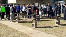 Guthrie Police Department has large turnout of applicants