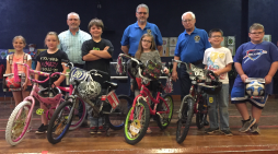BUG program delivers bicycles to Fogarty students