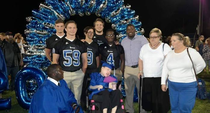 Graduation: A night to remember for Tiffany Youngblood