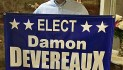 Voters elect Damon Devereaux new sheriff for Logan County