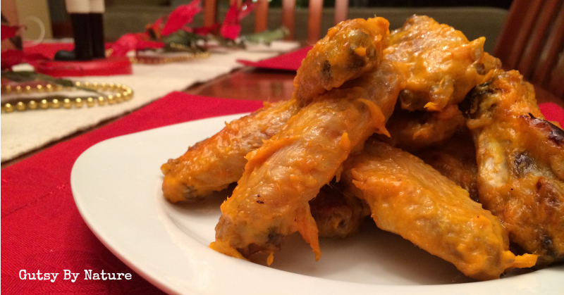 mango chipotle wings
