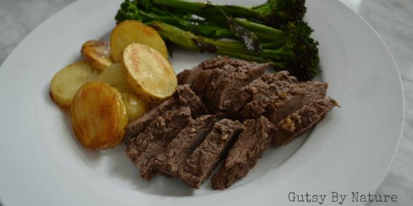 grilled sirloin steak tips