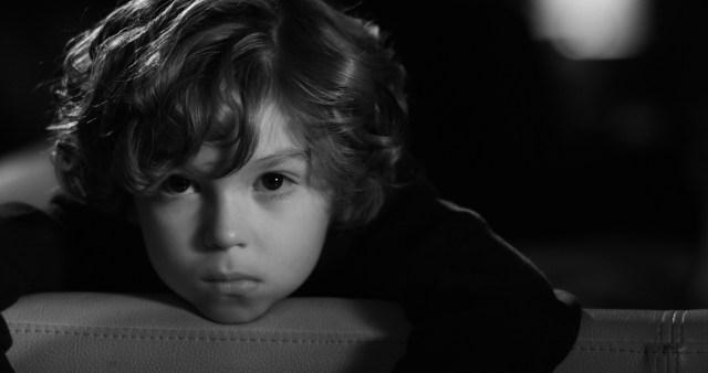 Luke Judy as The Boy. Photo by Michael Marius Pessah.