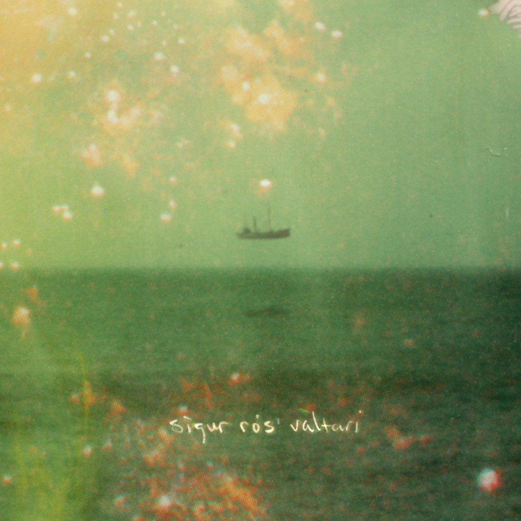 "[TOP ALBUM 2012] 14 - Sigur Rós - ""Valtari"""