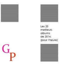 gwendalperrin.net meilleures albums 2014