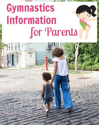 gymnastics information for parents
