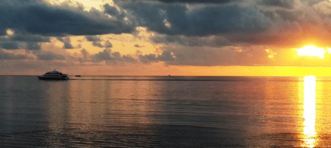 Maldives Sunset GypsyFly