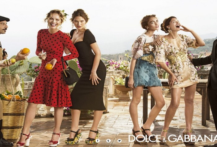 Dolce & Gabbaba Women SS'14