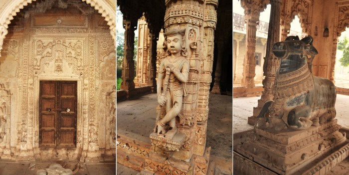 Details - Family Temple, Deo-Bagh