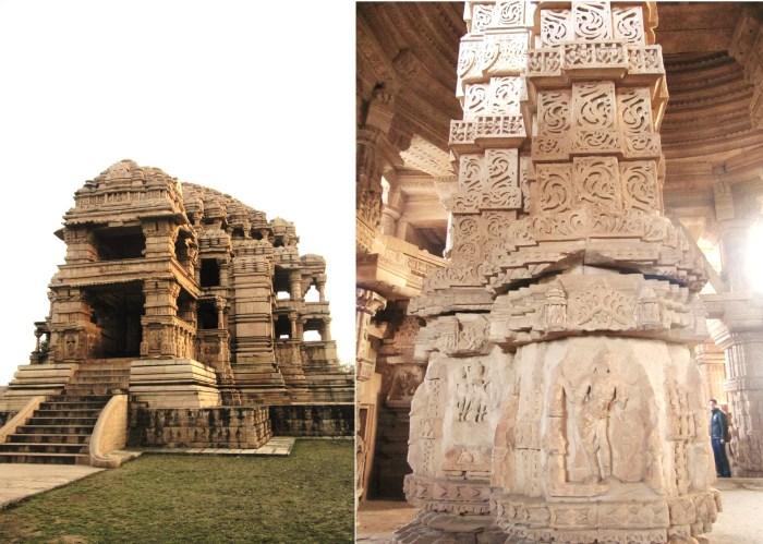 Sas-Baahu Temple, Gwalior, Madhya Pradesh