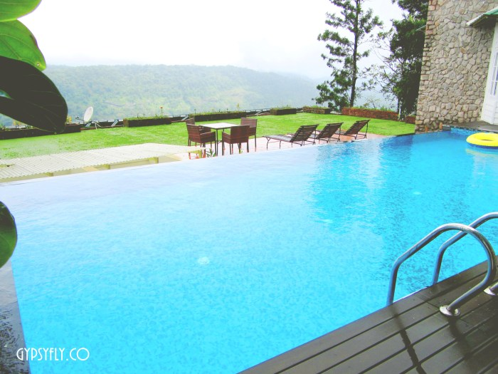 Infinity Pool at Spice Tree