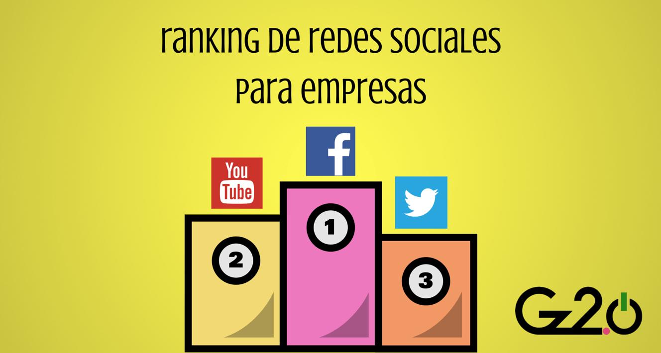ranking-redes-sociales-empresa-gz2puntocero
