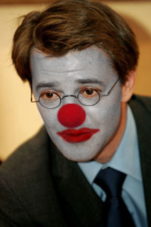 Baroin, l'actuel clown aux Finances