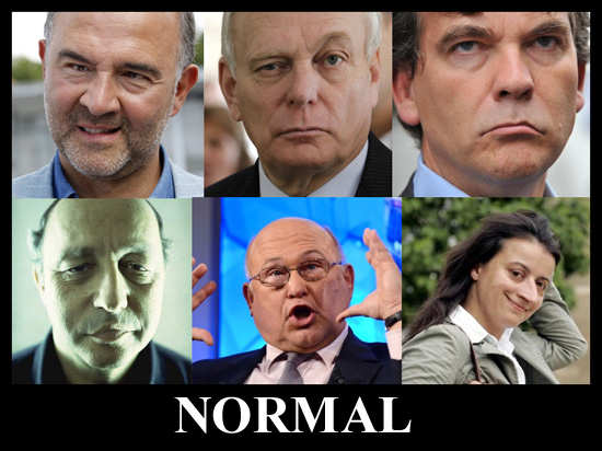 Un gouvernement normal