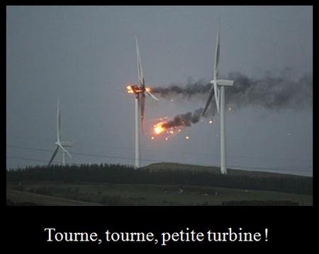 turbine fail