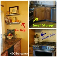 How To Organize A Small Kitchen And Get More Space