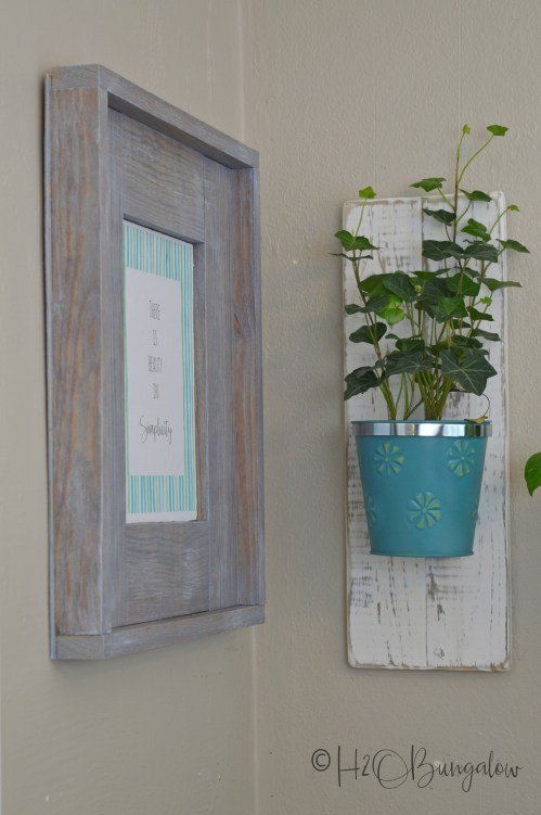 Medium Of Rustic Picture Frames