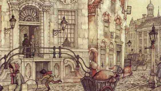 Anton Pieck Parade