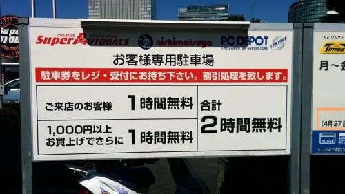 yokohama-anpanman-museum_Parking_4