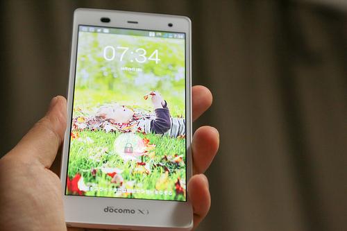 スマートフォン photo