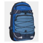 Rucksack Forvert Three Color Louis - Blau