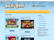 Angry Birds Impersonated for distributing Malware