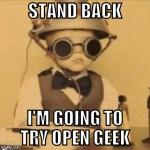 OpenGeek-meme
