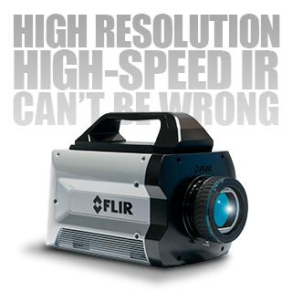 High Resolution, High-Speed IR Can't Be Wrong – FLIR X6900sc