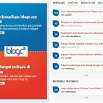 Blogr