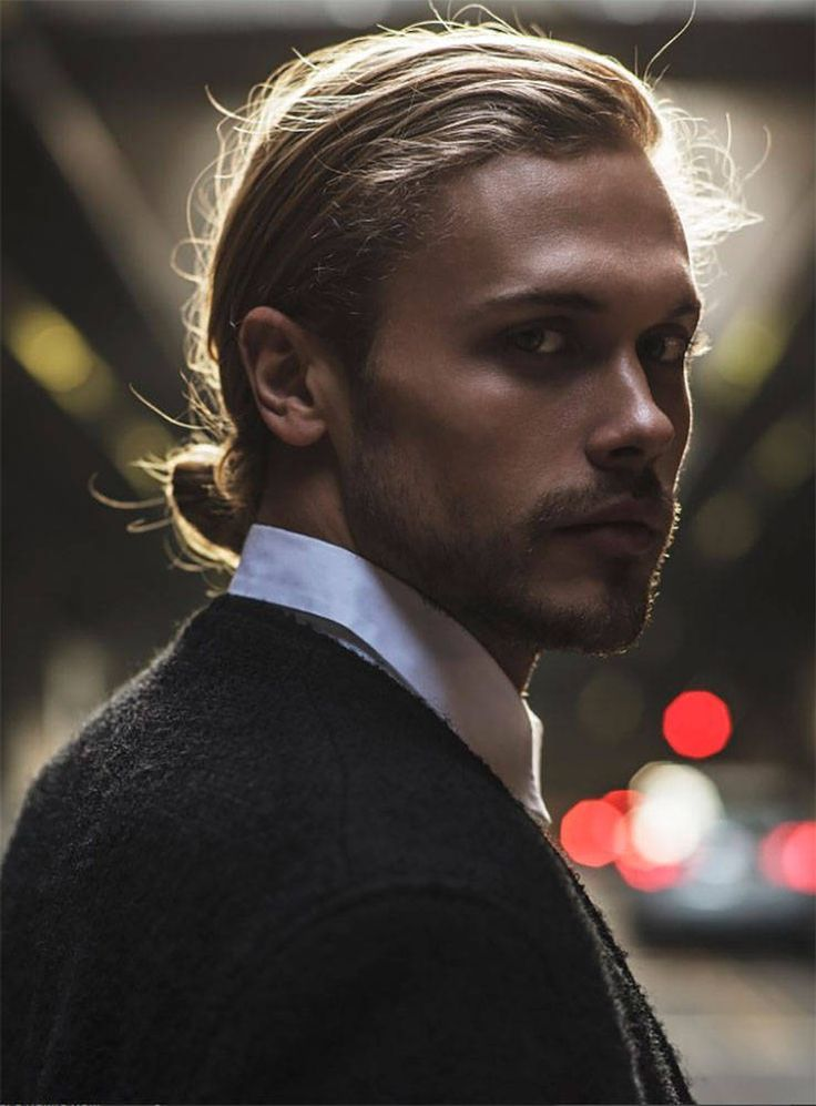 20 Man Bun Haircuts for the Stylish Guys of 3 by Mary