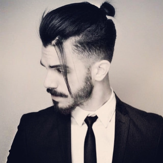 20 Man Bun Haircuts for the Stylish Guys of 2 by Mary