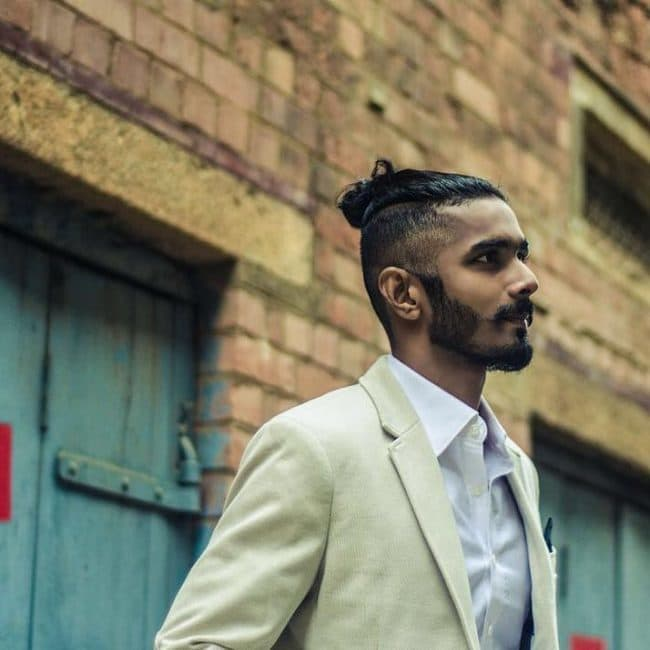 20 Man Bun Haircuts for the Stylish Guys of 11 by Mary