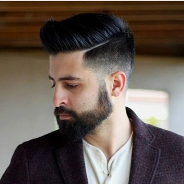 30 Hairstyles For Men With Thick Hair of 24