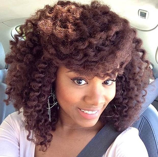 Crochet Braid Styles with Human Hair of 24 by Harry