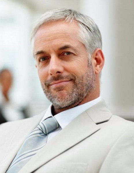40 Of the Top Hairstyles for Older Men of 8 by Wesley