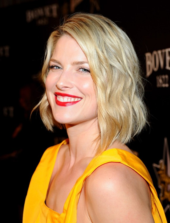 Medium Length Bob Hairstyle Jpg