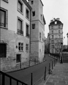 Christopher Rauschenberg. Rue des Ursins.