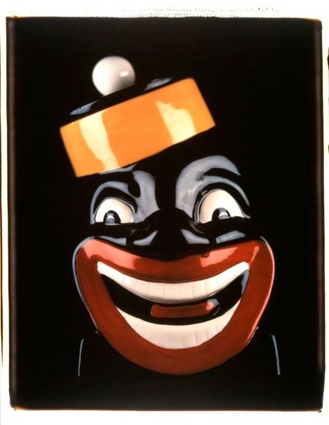 "David Levinthal; Blackface (#1), from the series ""Blackface"""