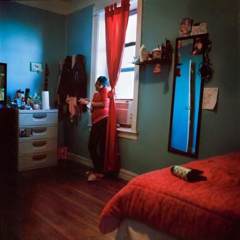 Ruth Prieto Arenas. Blue.