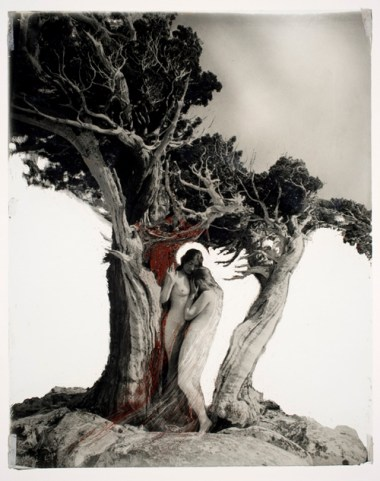 Anne W. Brigman, The Heart of the Storm