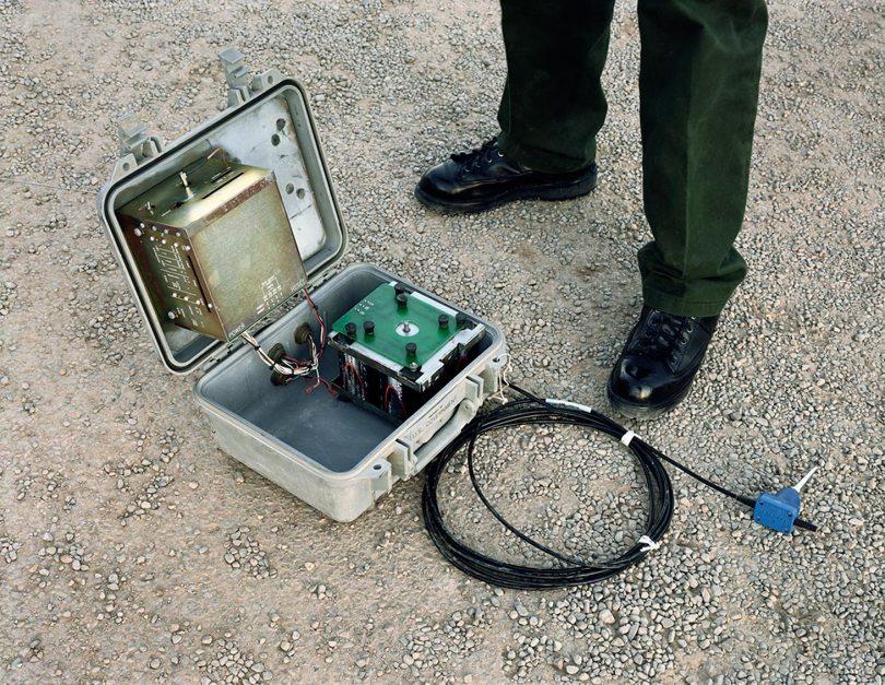 David Taylor. Seismic Sensor, TX, 2007